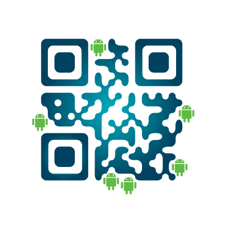 Custom QR Codes by Delivr - Series 1 Version 3