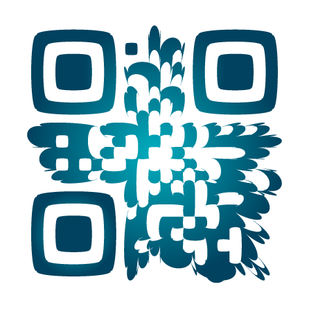 Custom QR Codes by Delivr - Series 1 Version 4